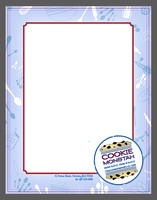 Cookie Monstah Letterhead 8.5x11 - with address